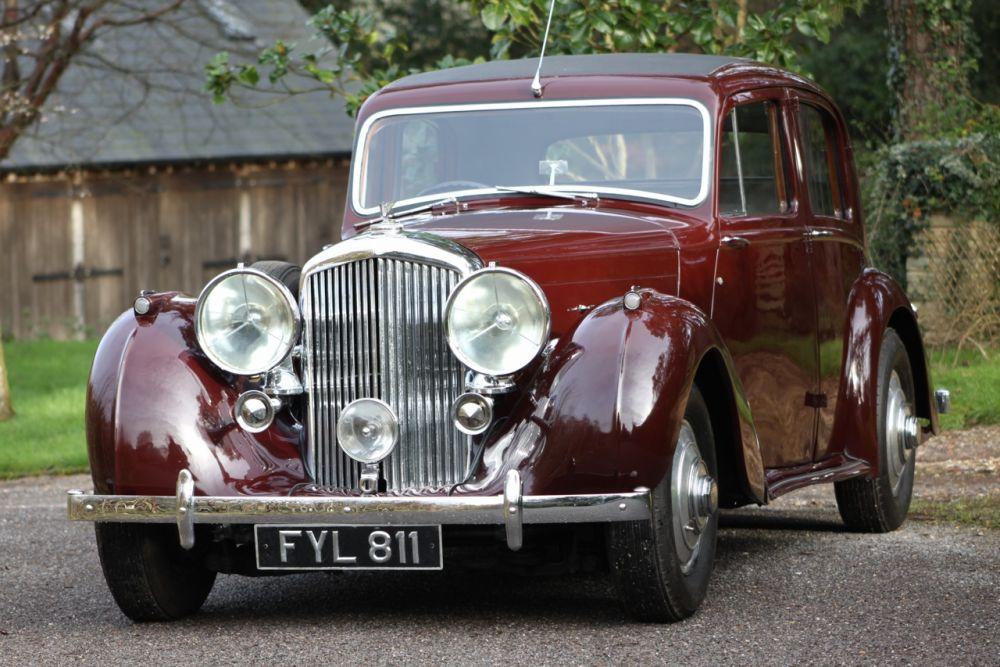 Bentleys For Sale >> 1940 Bentley MkV Sports Saloon