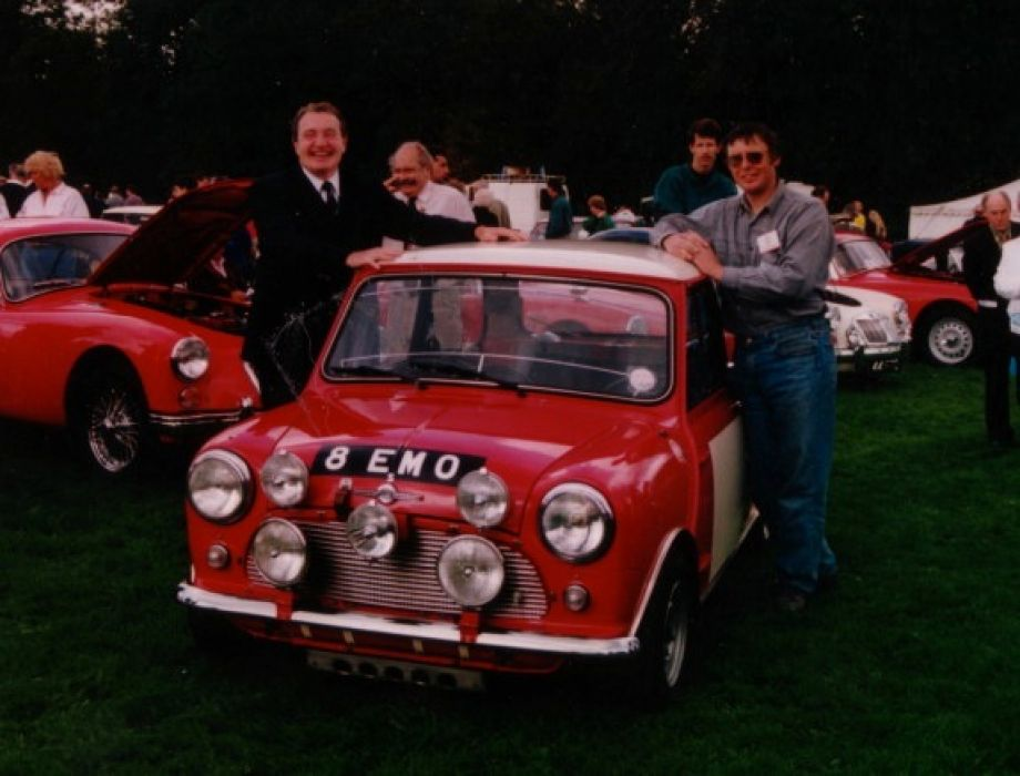 1963 Morris Works Mini Cooper S