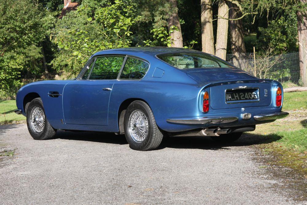 Aston Martin DB Vantage Engined Coupe - Aston martin db6