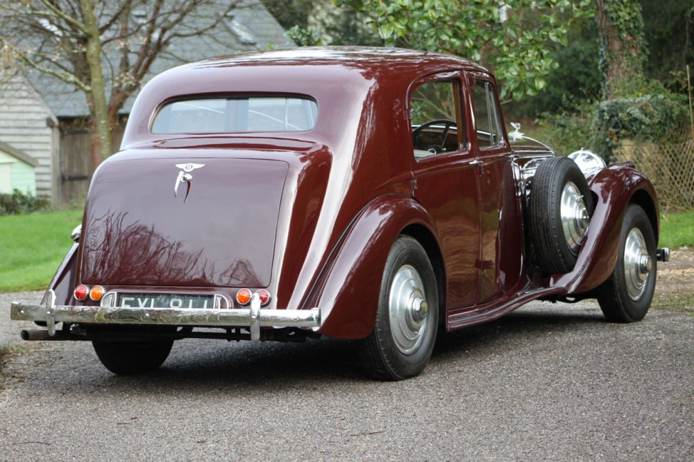 Derby Cars For Sale >> 1940 Bentley MkV Sports Saloon
