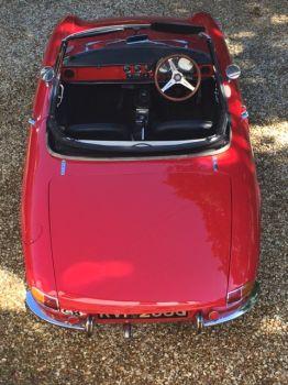 1969 Alfa Romeo 1750 Spider