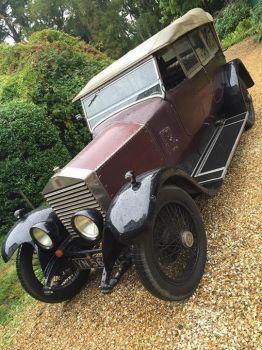 Leith 1926 Rolls-Royce 20hp