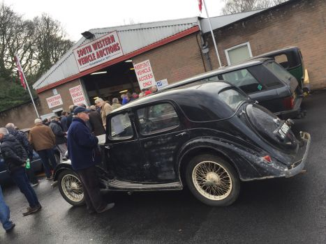 Riley 9 Merlin 1936 LEITH